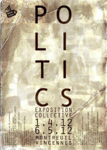 Exposition collective Montreuil