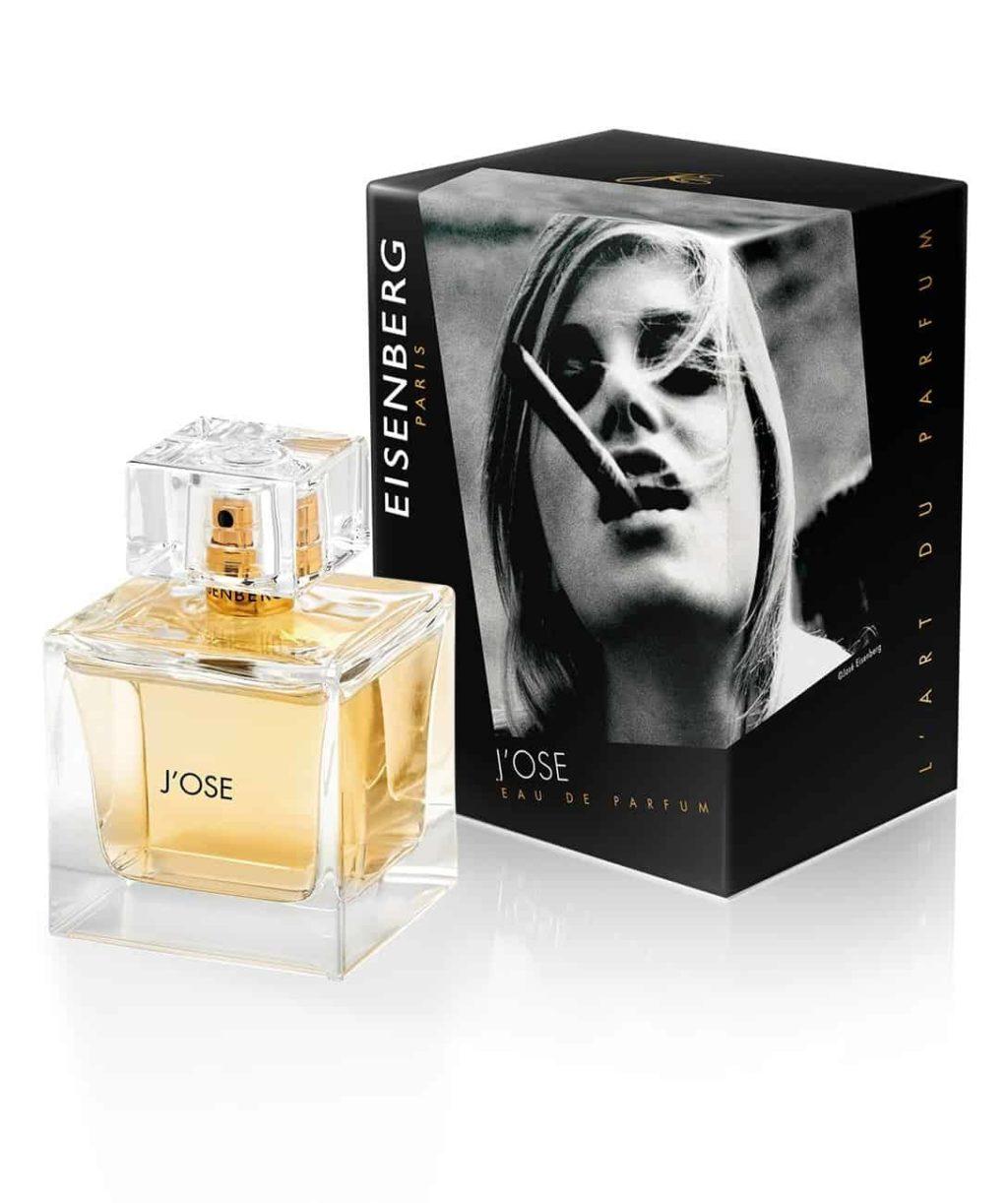 Luz photographe et le parfum de Eisenberg Paris