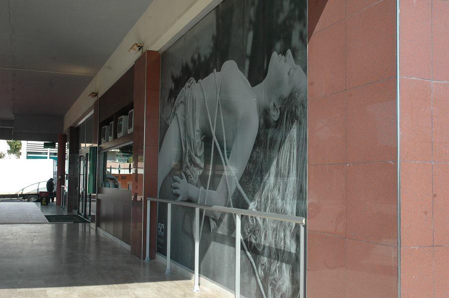Luz photographie exposée au Forum Grimaldi à Monaco