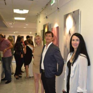 Exposition collective art contemporain