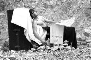 La mort de Marat | Photographies d'art contemporain | Achats en ligne