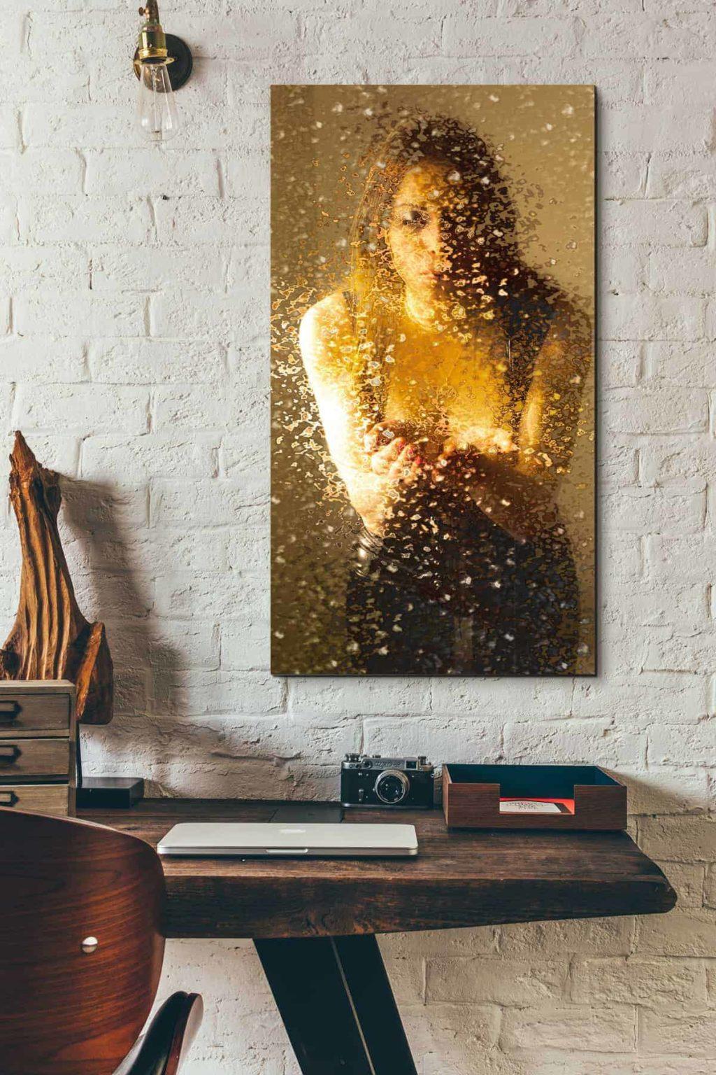 Photographie d'art contemporain l'artiste Paradox'Art