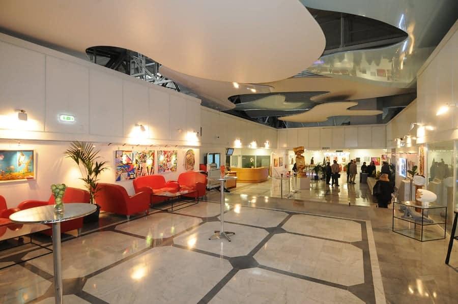 Nos expositions à l'aéroport de Nice