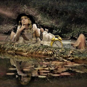 Alice au pays des merveilles par Franck Brizzi