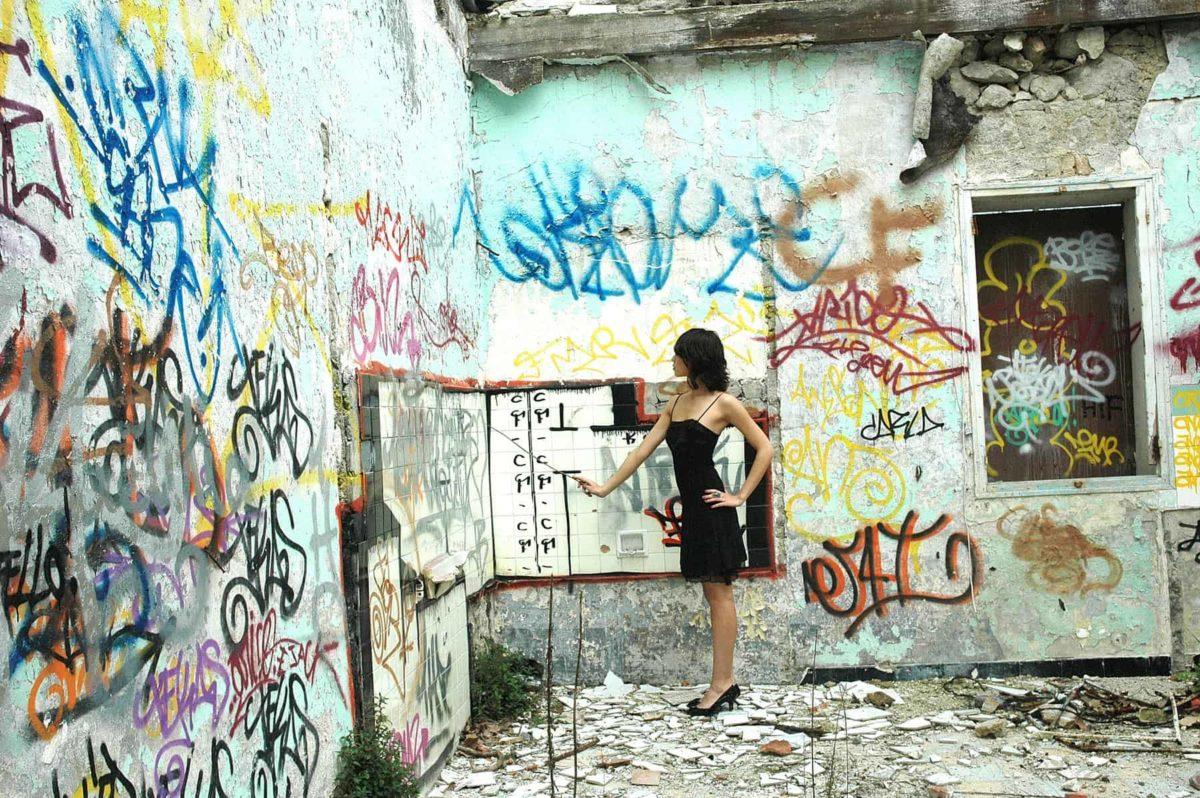 Street Art | Luz artiste photographe