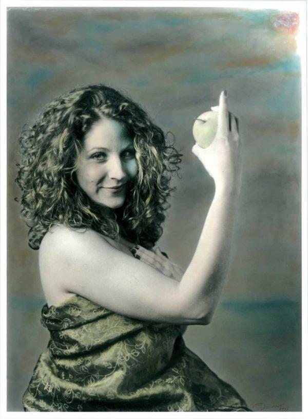 Oeuvre argentique sur papier Baryté à collectionner en salle des ventes. Art Pictural
