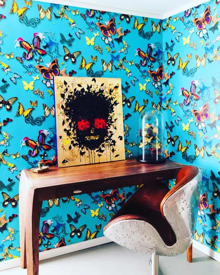 Artiste peintre au catalogue de la galerie, Julie Dalloz