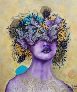 Julie Dalloz | Artiste peintre française