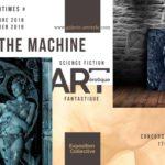 Caz in the Machine expose à Paris du 10 novembre 2018 au 5 janvier 2019
