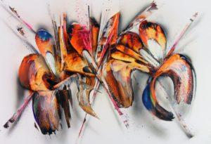Peinture Street-Art Abstrait • Galerie d'art