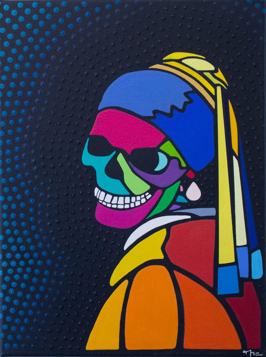 Peinture contemporain